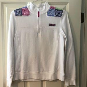 Vineyard Vines Women Classic Shep Shirt Pullover